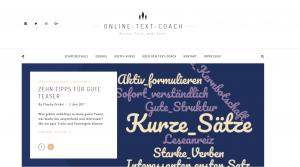 Online-Text-Coach